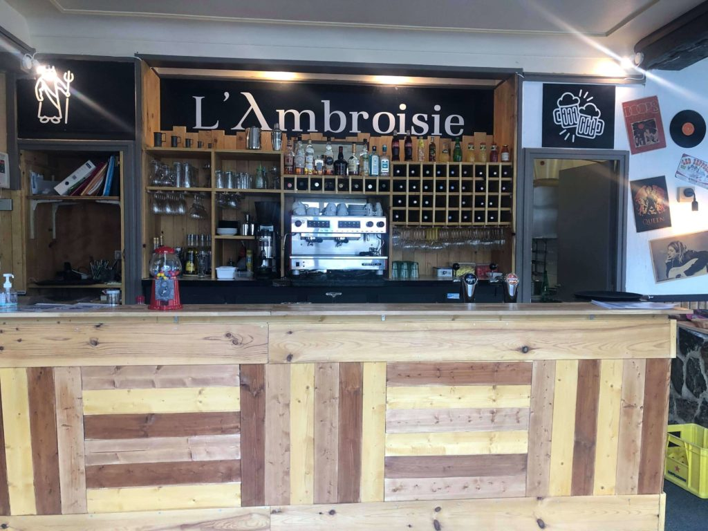 L'Ambroisie - Bar